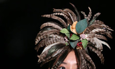 Mercedes-Benz Fashion Week: прекрасные лебеди Татьяны Парфеновой