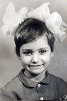 Анна Ковальчук, фото в детстве