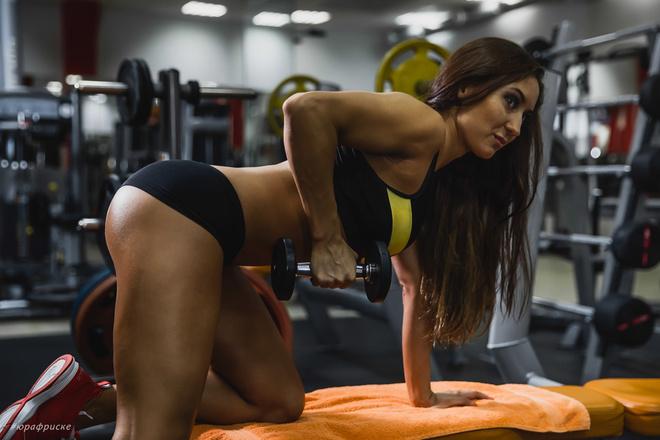 видео секс с девушкой фитнес инструктором