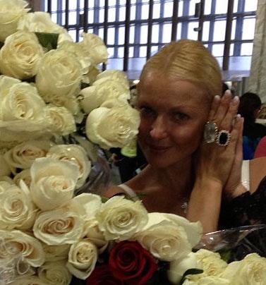 Анастасия Волочкова хвастается обновкой