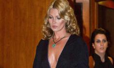 Кейт Мосс промахнулась с выбором платья