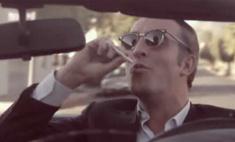 Жан Дюжарден преподал урок сексуального курения