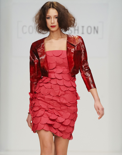Mercedes-Benz Fashion Week Russia: CONTRFASHION, осень-зима 2012/13