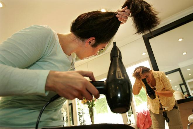 ионизация волос отзывы