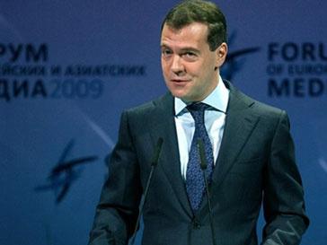 В северной столице Дмитрий Медведев примет участие в церемонии открытия «Года Испании в России»