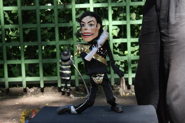Шоу марионеток: Майкл Джексон