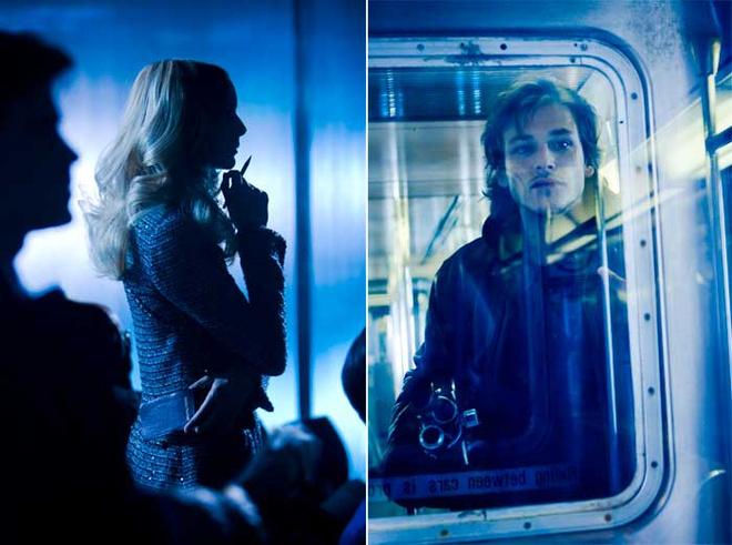 25-летний Гаспар Уллиель – помимо возлюбленного Одри Тоту в «Долгой помолвке», сыграл молодого Ганнибала Лектера в приквеле «Молчания ягнят».