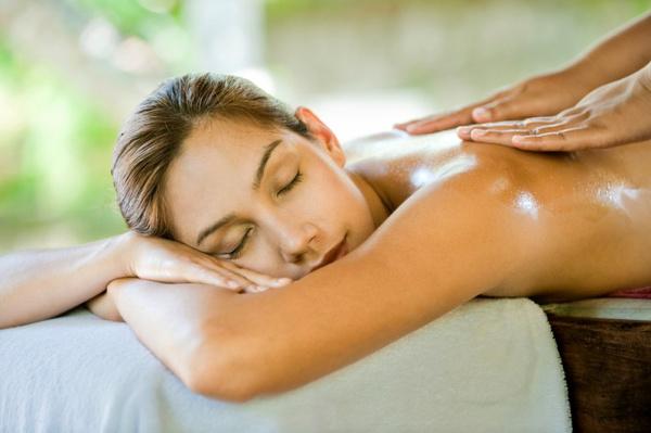 Ароматическое масло для массажа