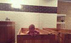 Волочкова сделала пикантные фото в бане