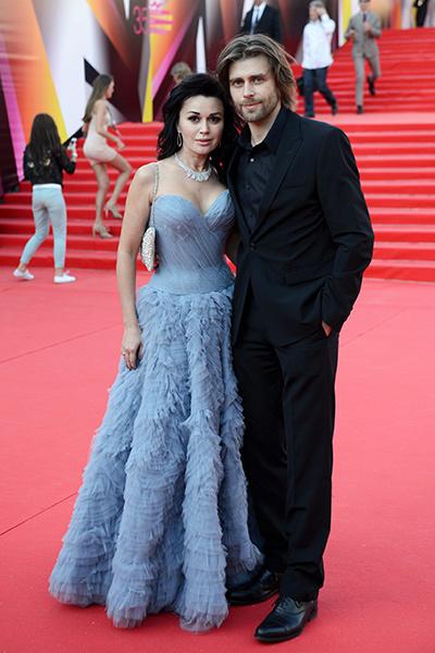 Анастасия Заворотнюк и Петр Чернышев: фото