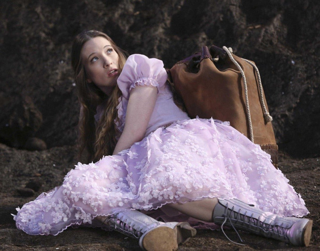 Алиса в Зазеркалье, фото