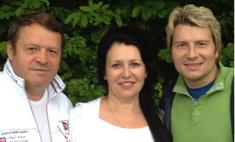 Николай Басков отдыхает с родителями