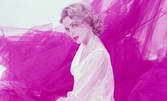 раритетных цветных фотографий юной грейс келли