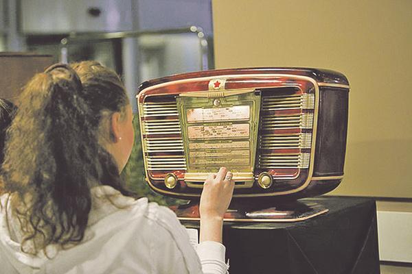 Музей радио, фото