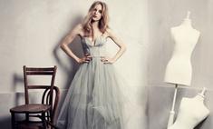 H&M выпустит коллекцию экологичных вечерних платьев