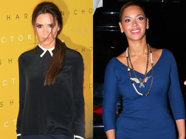 Виктория Бекхэм (Victoria Beckham) считает себя главной фанаткой Бейонсе (Beyonce)