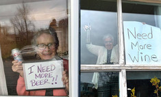 пенсионерки сша канады прославились сети попросив привозить карантине