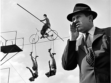 Неизвестные фотографии Стэнли Кубрика