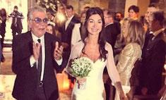 Дочь Роберто Кавалли вышла замуж