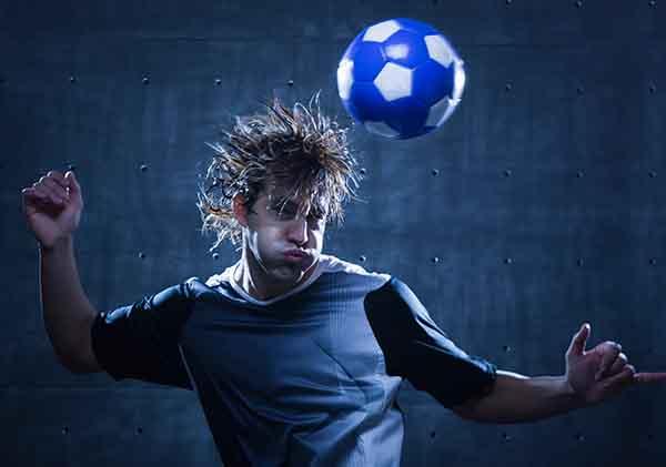 Футболист, фото