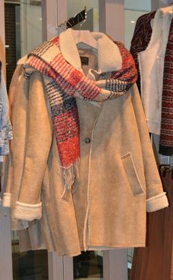 Омск, модные тенденции, мех, дубленка