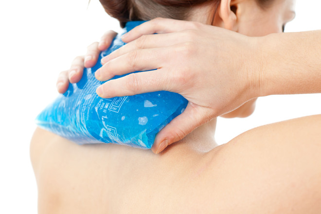 как убрать холку на шее в домашних условиях