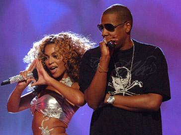 В отношениях Бейонсе (Beyonce Knowles) и Jay-Z еще год назад появились серьезные проблемы