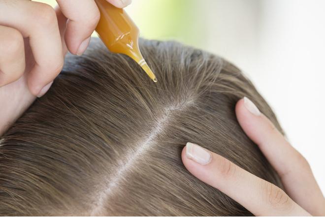 Масло для тонких волос