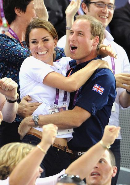 История любви Кейт Миддлтон и принца Уильяма в фотографиях   галерея [1] фото [7]