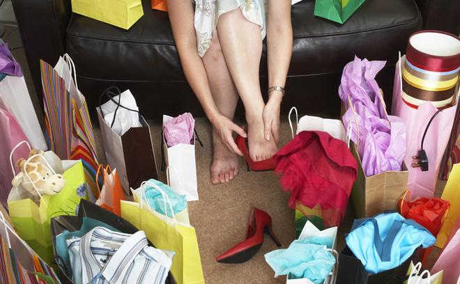 Как копить деньги на шопинг