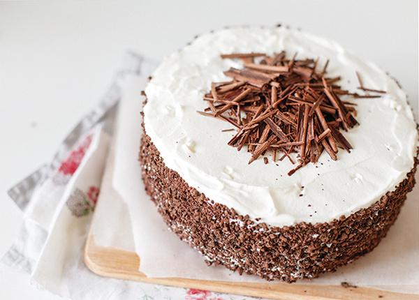 Торт к новогоднему столу