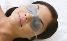 Как использовать гелевые маски для кожи вокруг глаз
