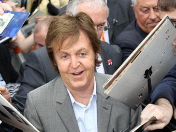 Пол Маккартни (Paul McCartney) издаст музыку для балета