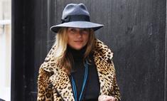 Федорино счастье: Кейт Мосс стала главным любителем шляп
