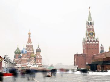 В Москве морозы продержаться минимум до четверга