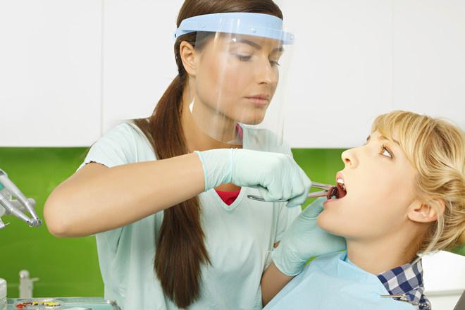 плохо зарастает лунка зуба