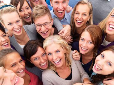 Мужчины в России буквально окружены прекрасными девушками