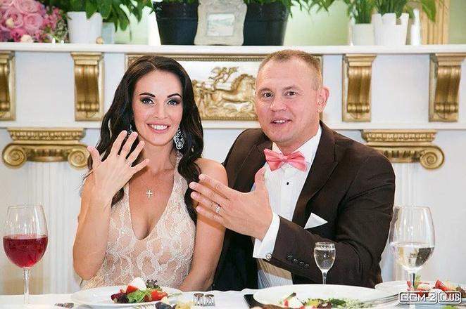 Степан и Евгения Меньщиковы, фото