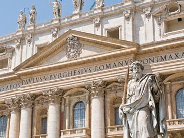 Ватикан против создателя ЭКО