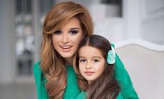 Бородина завела дочери аккаунт в «Инстаграме»