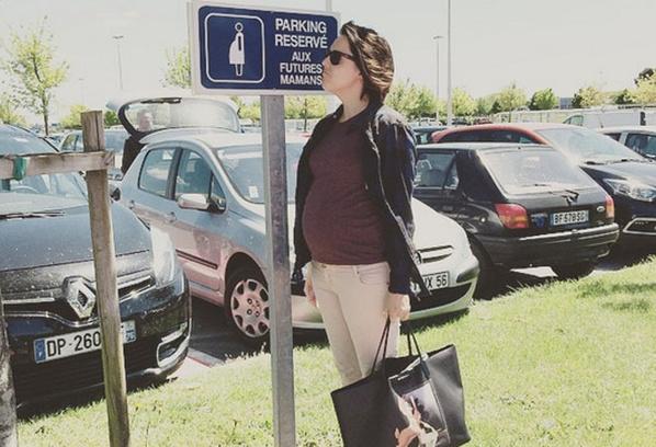Ольга Шелест беременна фото