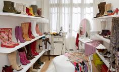 Смена сезонов: как правильно хранить обувь