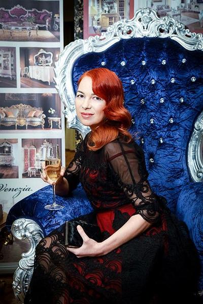 Татьяна Сулимина в Сочи