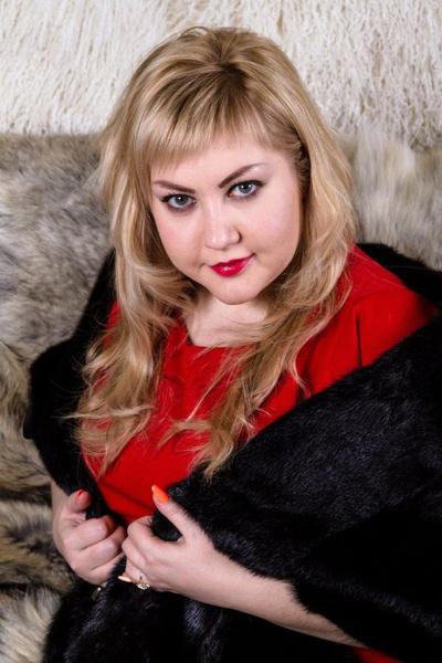 Олеся Сибина, финалистка конкурса «Мисс Пышка-2016»