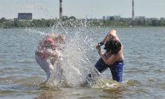 Жара в Ижевске: пляжный сезон