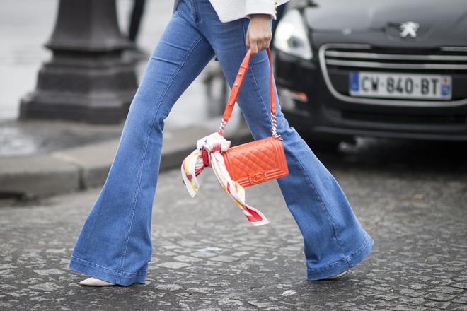 Какие джинсы сейчас в моде