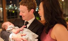 Марк Цукерберг одним фото дочери оправдал детские прививки
