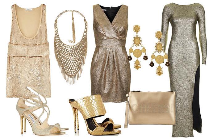 ����� ELLE: ��� Givenchy, �������� Zara, ������ TopShop, ����� Jimmy Choo � Giuseppe Zanotti, ������ Dolce&Gabbana, ����� Aldo