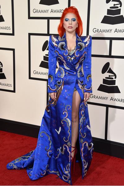 Грэмми -2016, Леди Гага яркий образ