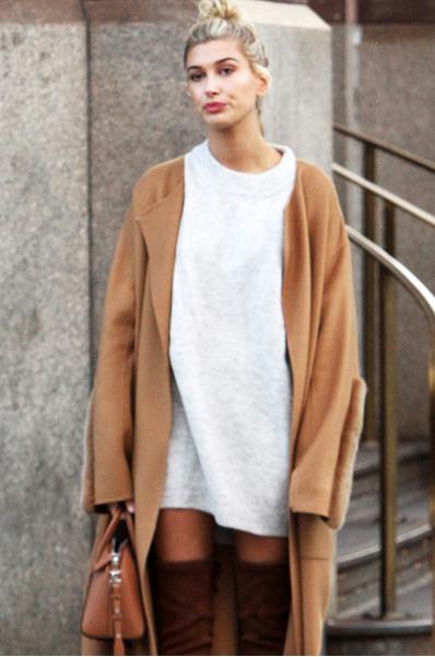 Хейли Болдуин: стиль, фото